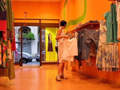 ファッション通販 担当者