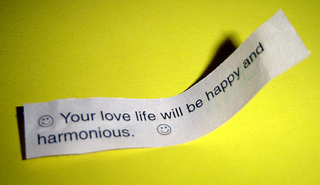 your love life will be happy and harmonious