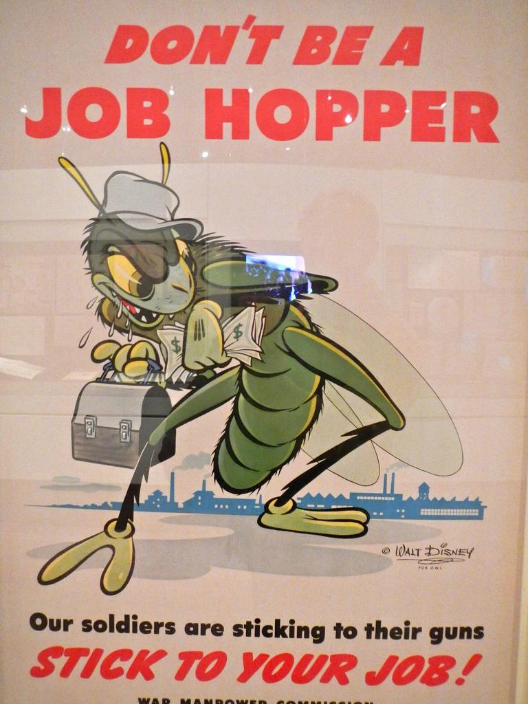 job hopper
